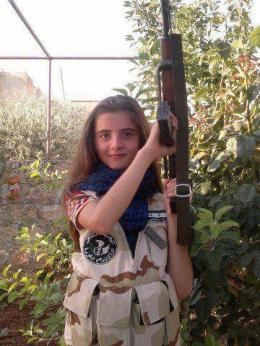 Daraa al-Thawra Fighter