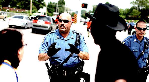 Ferguson-Police-Stop