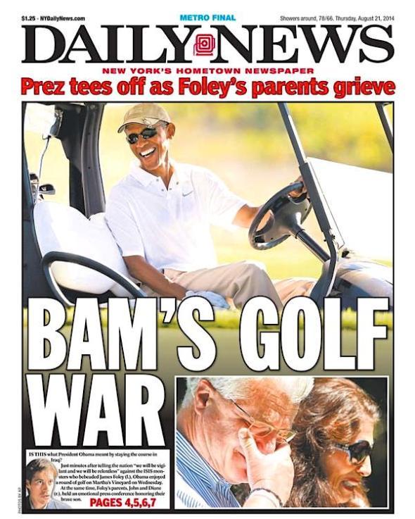 Golf-War