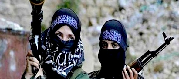 ISIS-ALL-WOMEN-BRIGADE