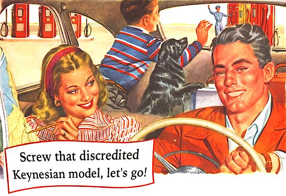 keynsian-model-retro