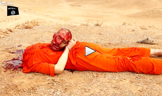 James wright foley isis execution video pundit from another planet