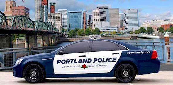portland_police_car