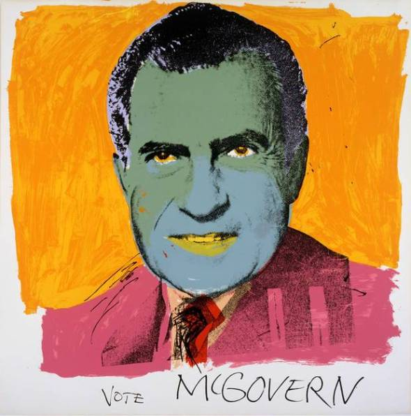 Warhol-nixon-vote-McGovern