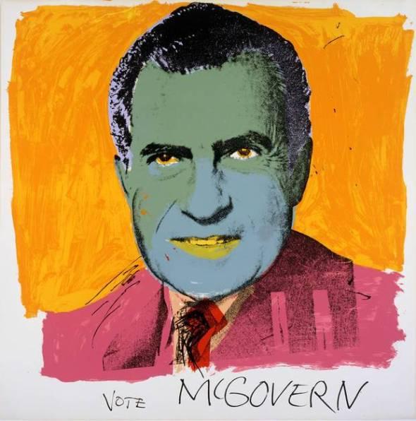 Warhol-nixon-vote-McGovern