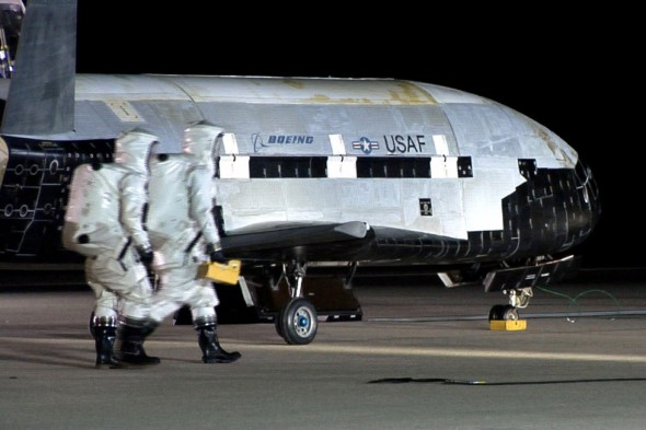 US-SPACE-MILITARY-X37B-FILES