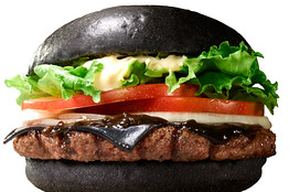 burger king black is back