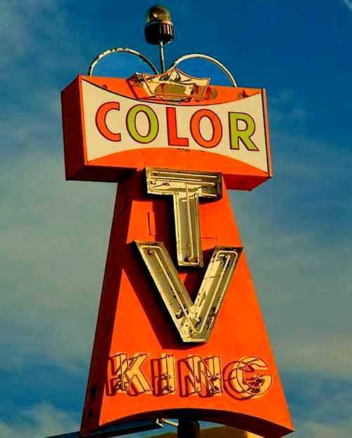 color-tv-sign