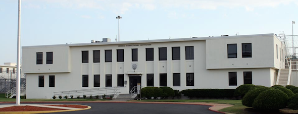 FCI Texarkana, low-security Federal Correctional Institution