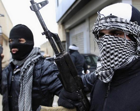 ISIS-terror