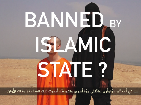 Islamic state reportedly bans uploading beheadings to social media