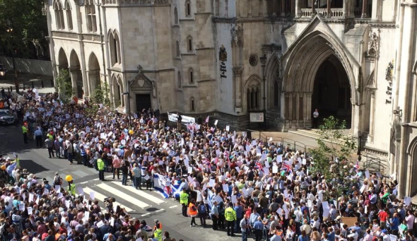 london-rally