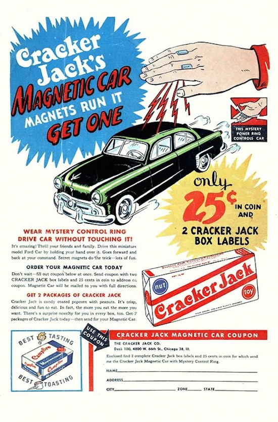 magnet-car