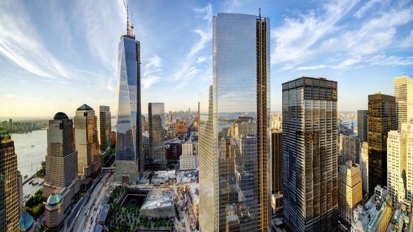 NYC-9-11-newTowers