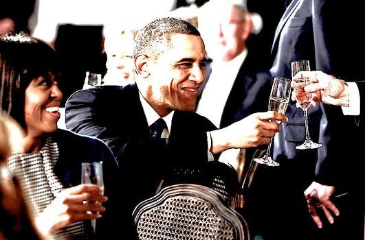 obama-toast