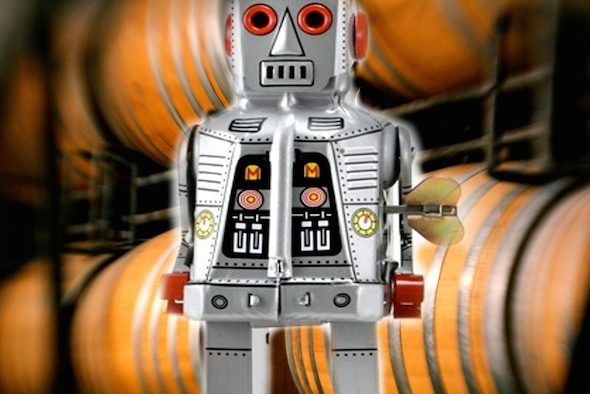 robot-wine-barrels