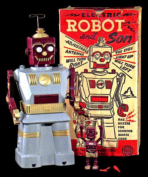 robot&son
