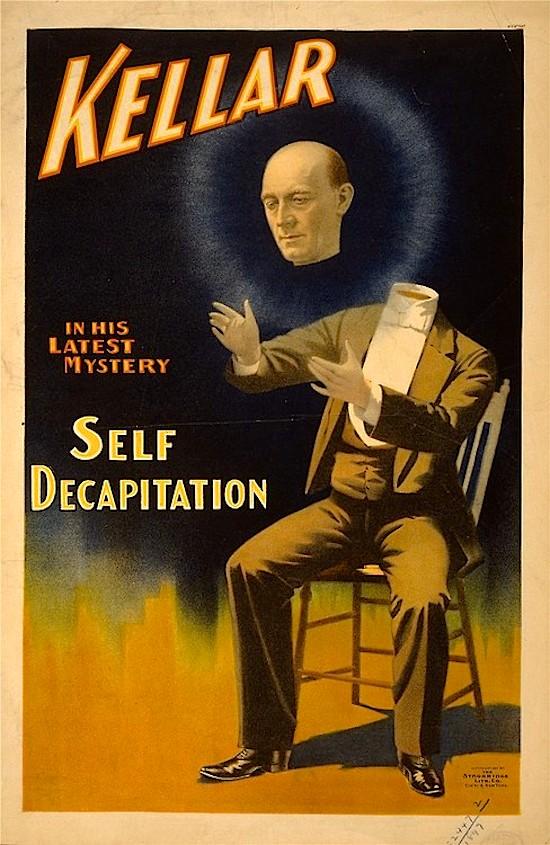 self-decap
