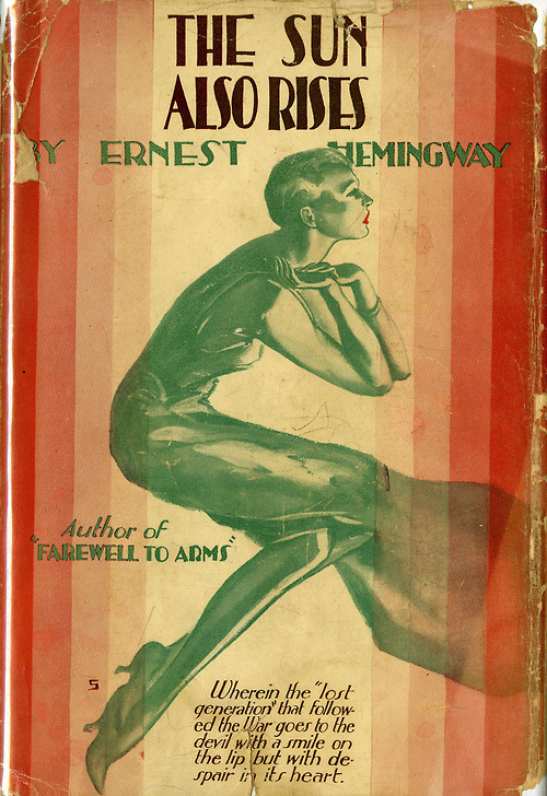 essay on the sun also rises by ernest hemingway