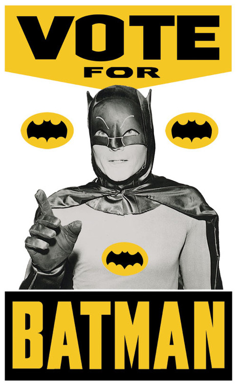 Vote Batman