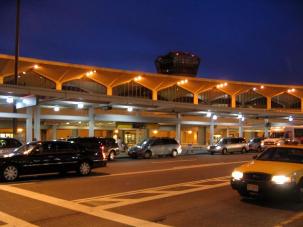 New Jersey's Newark Liberty International Airport