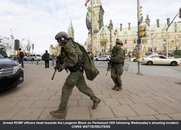 Armed-RCMP