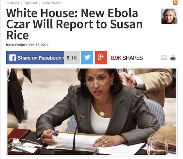 Ebola-czar-rice-report-townhall