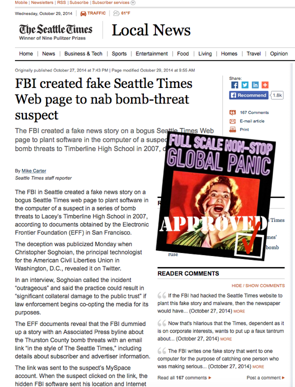 FBI-Seattle-Times
