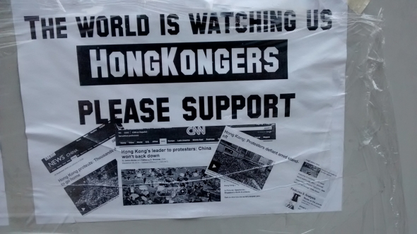 Exclusive: punditfromanotherplanet Hong Kong Bureau