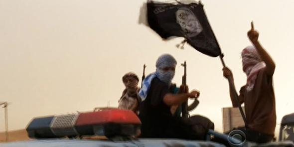 ISIS-tank-flag