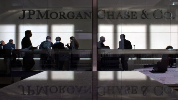 J.P. Morgan said Thursday that Mr. Lau's comments were his own personal opinions and don't represent the bank's views.