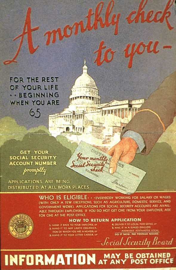 Social Security Ad