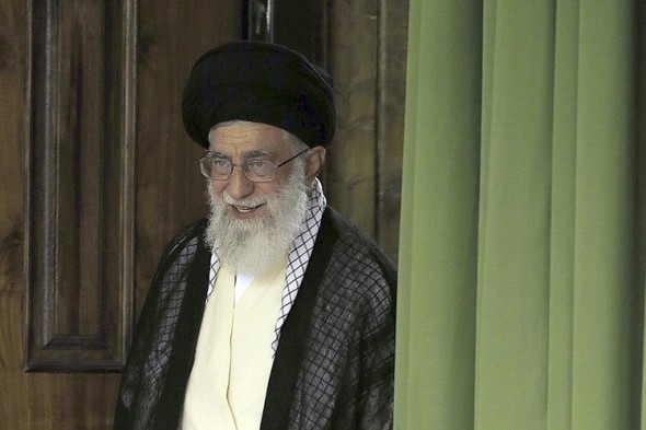 Mr. Khamenei has publicly dismissed the value of direct talks with the U.S.Associated Press