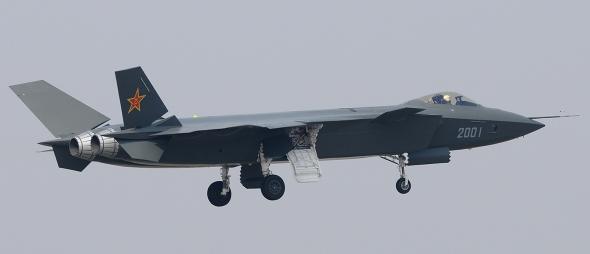 Chengdu-J-XX-VLO-Prototype-41S