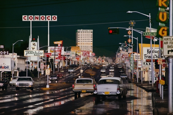 Ernst-Haas-Route-66