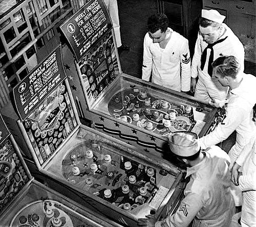pinball-sailors