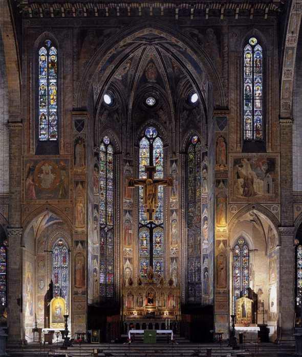 Santa-Croce-Florence
