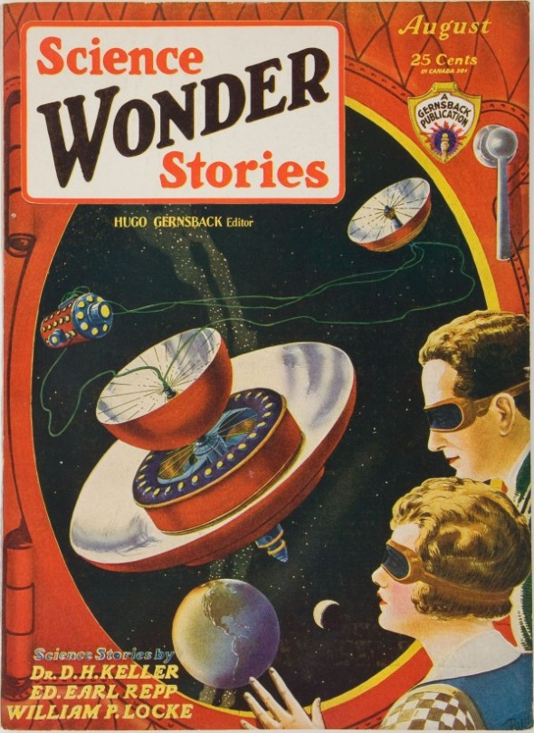 science-wonder-stories