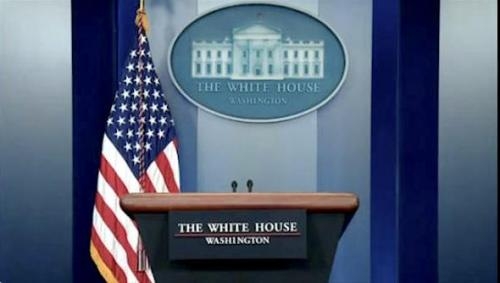 white-house-podium