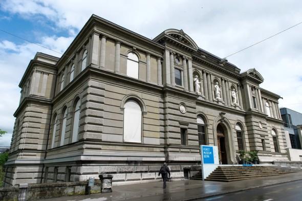 The Kunstmuseum Bern in Switzerland.European Pressphoto Agency
