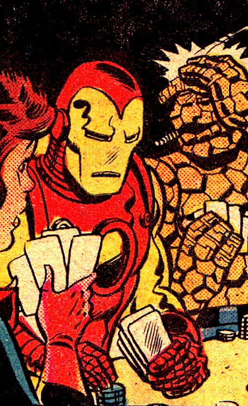 Avengers-panel