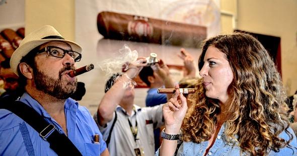 CUBA-XVI HAVANA CIGAR FESTIVAL