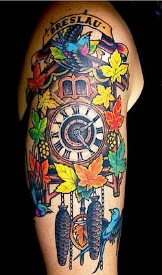 cuckoo-clock-tatoo