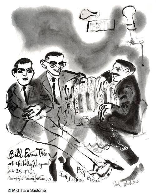 Evans-Trio-sketch