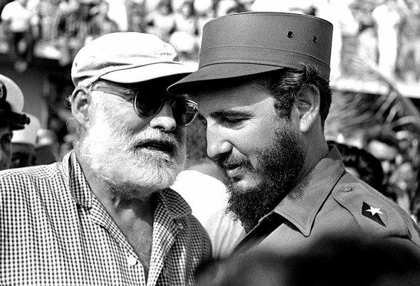 Hemingway-Castro