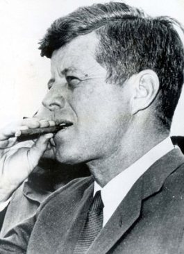 JFK-cigar