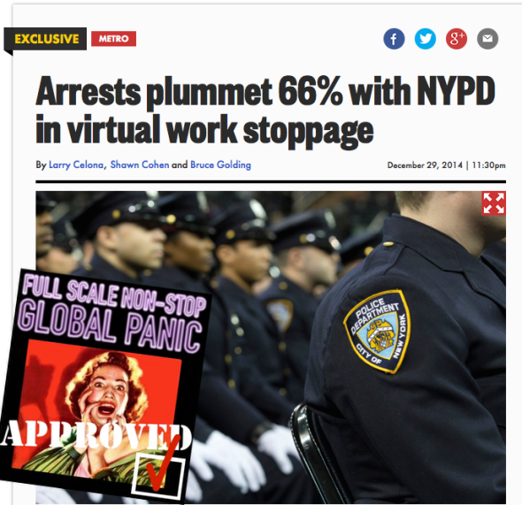 NYPD-arrests-plummet