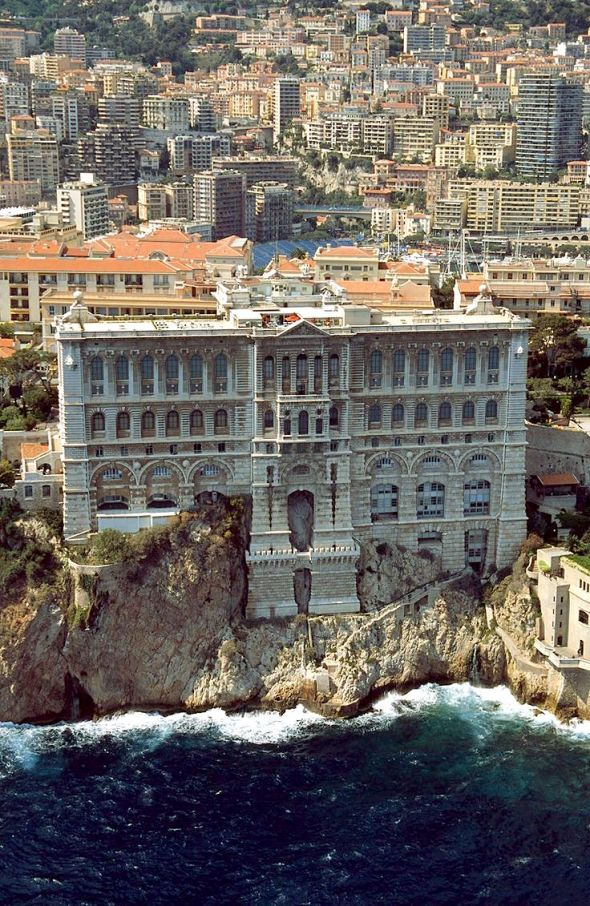 Oceanographic-Museum