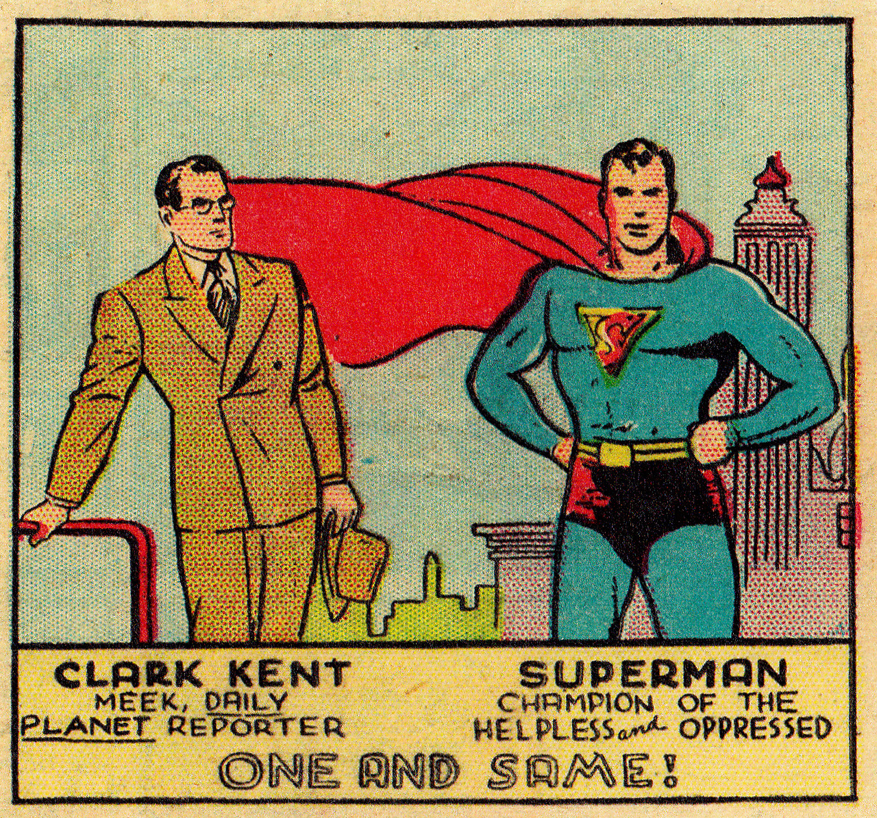 10 december 2014 pundit from another planet for Kent superman