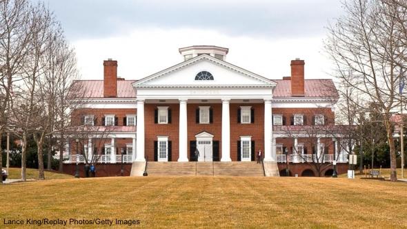 UVA-campus